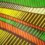 tejidos auténticos africanos
